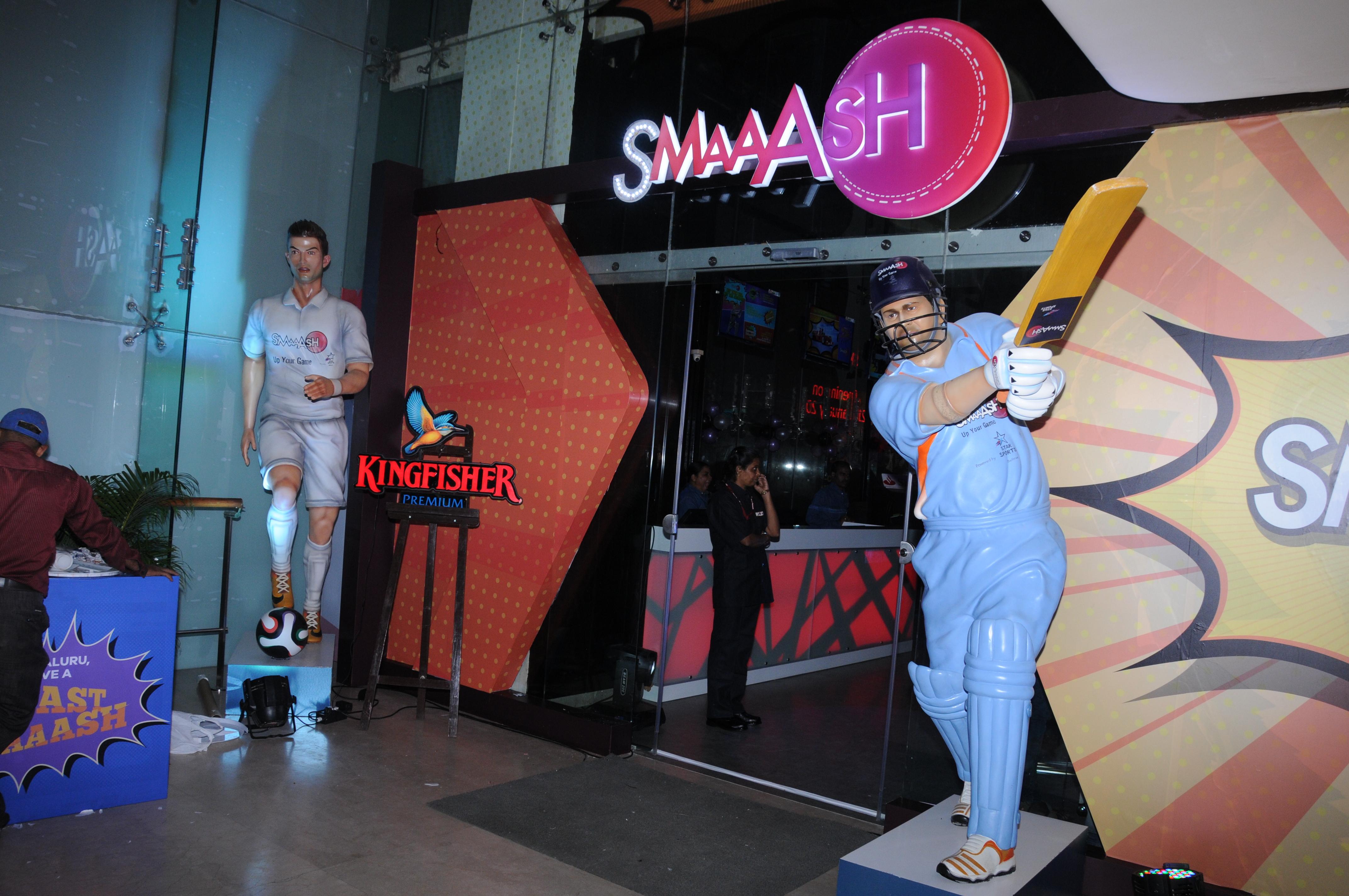 SMAAASH - 1st Anniversary Kohli |Fodyssey